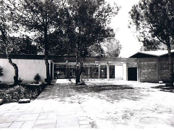 בית טרזין בשנות השבעים